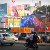 Dilsukhnagarrd Advertising Hoardings in Hyderabad - MeraHoardings