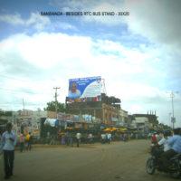 Fixbillboards Busstandbunswada Advertising Adilabad – MeraHoardings