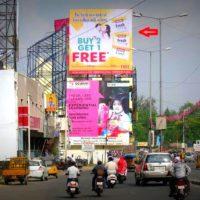 Bowenpallycircle Hoardings Advertising, in Hyderabad - MeraHoardings