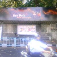 Banjarahillsway Busshelters Advertising, in Hyderabad - MeraHoardings