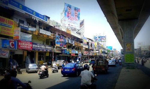 Dilsukhnagar Hoardings Advertising, in Hyderabad - MeraHoardings