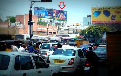Hoarding advertising cost in Hyderabad,Hoarding in Hoarding cost in dilsukhnagar road,hoardings in hyderabadHoarding cost in dilsukhnagar