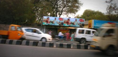 Nallakunta Busshelters Advertising, in Hyderabad - MeraHoardings