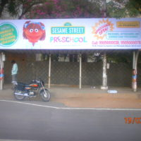 Eastmarredpally Busshelters Advertising, in Hyderabad - MeraHoardings