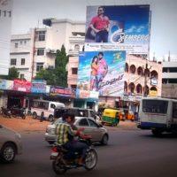 Outdoor advertising in Moosapet   Outdoor media in Hyderabad