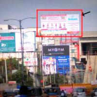 Fixbillboards Nizampet Advertising in Hyderabad – MeraHoardings