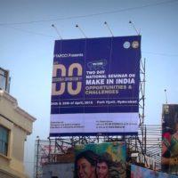 Panjagutta Hoardings, Advertising in Hyderabad - MeraHoardings