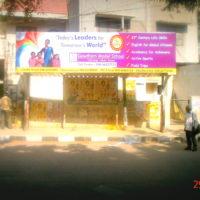 PandTcolony Busshelters Advertising, in Hyderabad - MeraHoardings