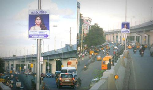 Hoarding advertising cost in Hyderabad,Hoarding ads in lalapet,hoarding in hyderabad,hoarding ads cost in lalapet,Hoarding advertising