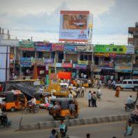 Fixbillboards Busstopjanagam Advertising in Warangal – MeraHoardings