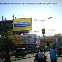 Fixbillboards Subhashroad Advertising in Ananthapur – MeraHoardings