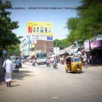 Fixbillboards Ctmroad Advertising in Madanapalle – MeraHoardings