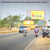 Fixbillboards Reniguntaroad Advertising in Tirupathi – MeraHoardings