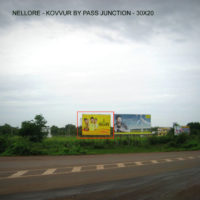 Fixbillboards Kovvuru Advertising in Nellore – MeraHoardings