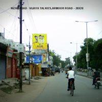 Armoorroad Fixbillboards Advertising in Nizamabad – MeraHoardings