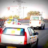 Mayurrdvihar Unipoles Advertising in Delhi – MeraHoardings