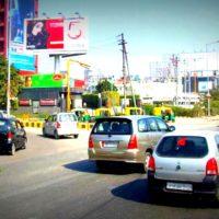 Gipmallsnoida Unipoles Advertising in Delhi – MeraHoardings