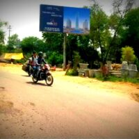 Indirapuram Unipoles Advertising in Ghaziabad – MeraHoardings