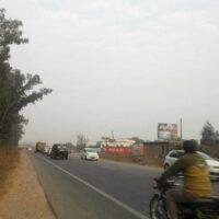 Entryzirakpur Unipoles Advertising in Mohali – MeraHoardings