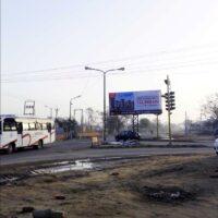 Unipoles Bhikhi Advertising in Mansa – MeraHoardings
