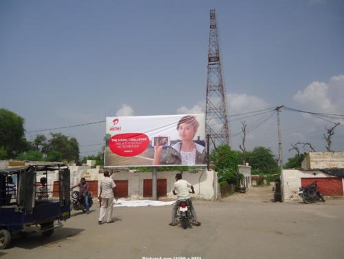 Abohar Unipoles Advertising in Fazilka – MeraHoardings
