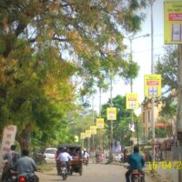 Gulmohorcorner Polekiosk Advertising in Ahmednagar – MeraHoardings
