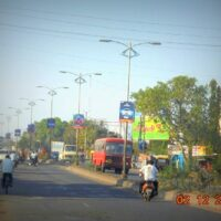 Nagapurbridge Polekiosk Advertising in Ahmednagar – MeraHoardings
