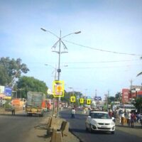 Nagarpanchayatchowk Polekiosk In Ahmednagar – MeraHoardings