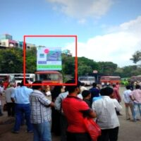 MeraHoardings Kalyanbusstand Advertising in Thane – MeraHoardings