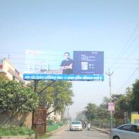 Unipoles Gymkahanclub Advertising in Yamunanagar – MeraHoardings