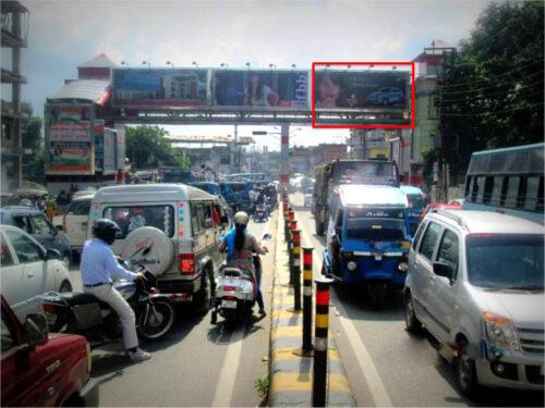 Overbridge Tehsilchowkrd Advertising in Dehardun – MeraHoardings