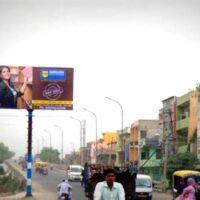 Unipoles Gohanaroad Advertising in Panipat – MeraHoardings