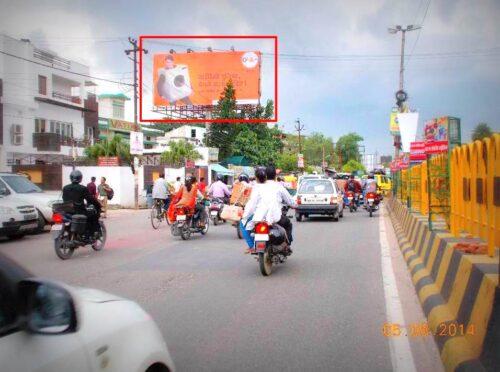 Hoarding Ad Space in Badshah Nagar | Lucknow Hoardings Online