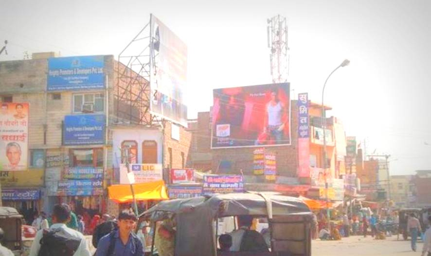 Billboards Aggersenchowk Advertising in Bhiwani – MeraHoardings