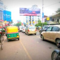 Unipoles Mallroadglobus Advertising in Kanpur – MeraHoardings
