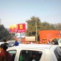 Unipoles Busstandentry Advertising in Jind – MeraHoardings