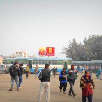 Unipoles Busstandrd Advertising in Jind – MeraHoardings