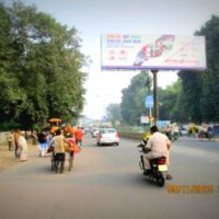 Unipoles Chunniganj Advertising in Kanpur – MeraHoardings
