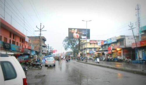 Unipoles Subjimandi Advertising in Panipat – MeraHoardings