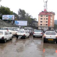 Unipoles Kargilpark Advertising in Mandi – MeraHoardings