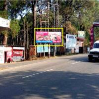 Unipoles Educationboard Advertising in Kangra – MeraHoardings