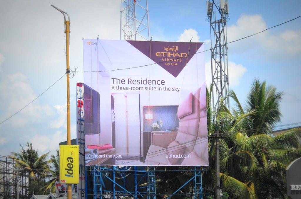 MeraHoardings Aluva-Desom Advertising in Ernakulam – MeraHoarding