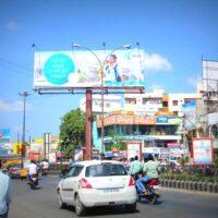 Unipoles Bellampally Advertising in Adilabad – MeraHoardings