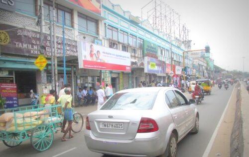 Railway-Stationrd Busbays Advertising in Madurai – MeraHoarding