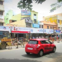 Busbays Simmakkalrd Advertising in Madurai – MeraHoarding