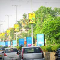 Polekiosks Kknagar Advertising in Madurai – MeraHoarding