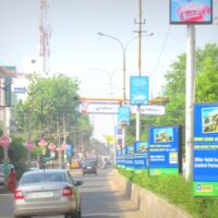 Polekiosks Annanagarrd Advertising in Madurai – MeraHoarding
