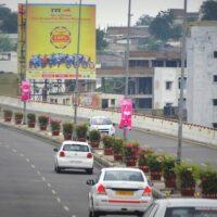 Hoarding advertising cost in Hyderabad,Hoarding ads in intlairportrd,hoarding in hyderabad,hoarding ads cost in intlairportrd,Hoarding advertising