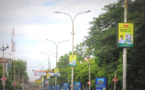 MeraPolekiosks Annanagar Advertising in Madurai – MeraPolekiosks