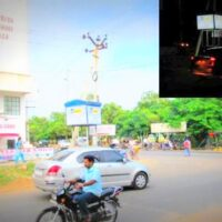 Trafficsigns Kknagar Advertising in Madurai – MeraHoarding